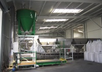 Technology for handling industrial fertilizers